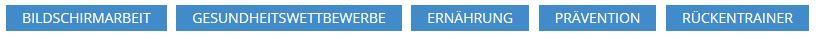 Gevio - Fit am PC Apps - Kategorien
